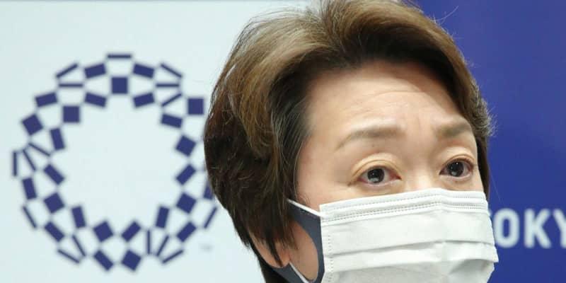 橋本会長が五輪中止を否定 確実に開催するためまい進「キャンセル考えてない」