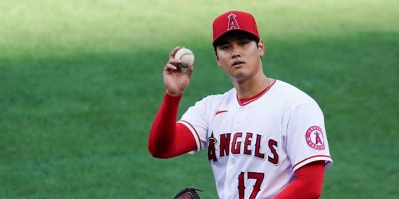 【MLB】大谷翔平、18日ブルペン入り マドン監督「それによって来週投げられるか決まる」