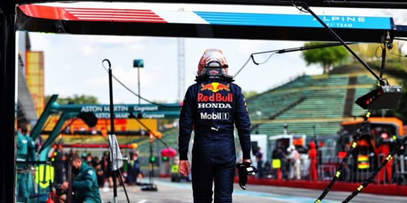 フェルスタッペン、十分な走行できず「問題ないけど、明日は壊れないようにしなきゃね」レッドブル・ホンダ/F1第2戦金曜