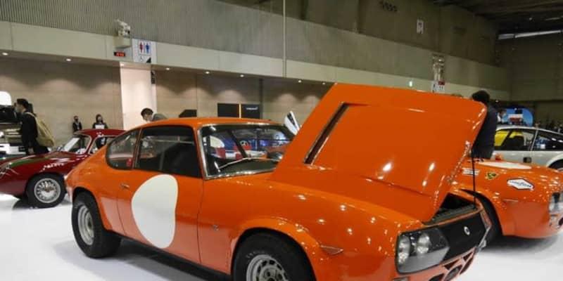 フランコ・リーニの元愛車そのもの、ランチア・フルヴィアスポルト・ザガートが出品…オートモビルカウンシル2021
