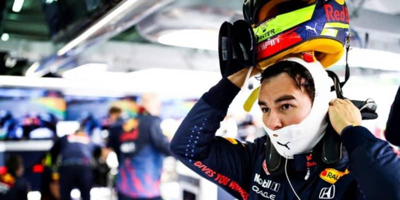ペレス「オコンとの接触は単なる不運な事故。通信障害も影響」レッドブル・ホンダ/F1第2戦金曜