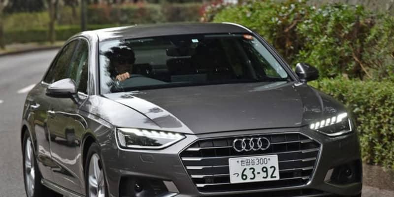 【アウディ A4 新型試乗】ドイツ流の乗り味も今やオールドファッションか…中村孝仁