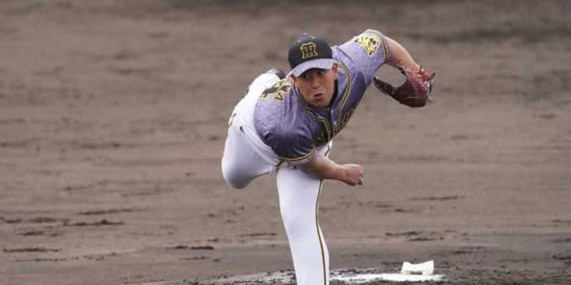 最下位の日本ハム、阪神から右腕・谷川昌希をトレードで獲得 不振の投手陣テコ入れ
