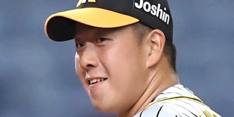 阪神 中継ぎ右腕の谷川昌希が日本ハムへトレード ファームで防御率1.23