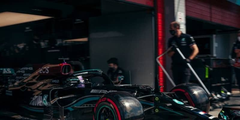 初日1-2のボッタスとハミルトン、改善を実感もレッドブルを警戒「僕らが最速とは思っていない」/メルセデスF1第2戦