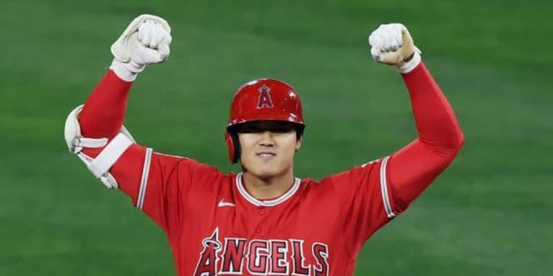 【MLB】大谷翔平の喜び方は「両親が見に来ているかのよう」 米メディアも好感抱く感情表現