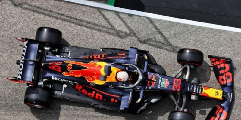 フェルスタッペンが首位。角田は11番手【タイム結果】F1第2戦エミリア・ロマーニャGPフリー走行3回目