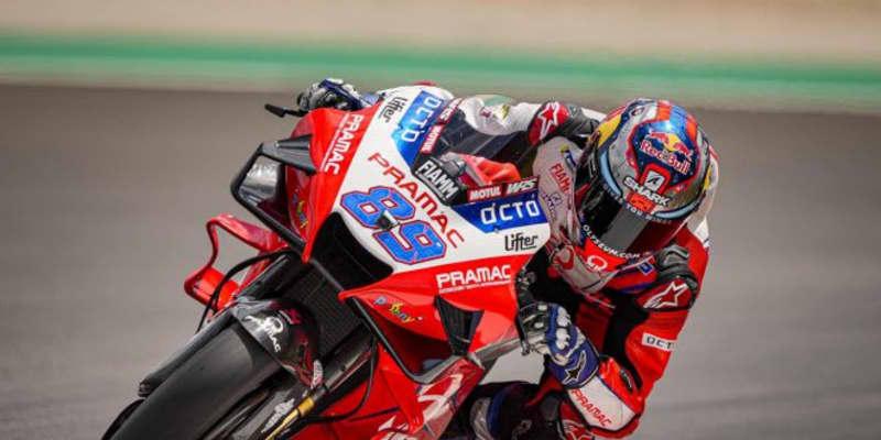 ホルヘ・マルティンがFP3で大クラッシュ。怪我により第3戦ポルトガルGPは欠場/MotoGP