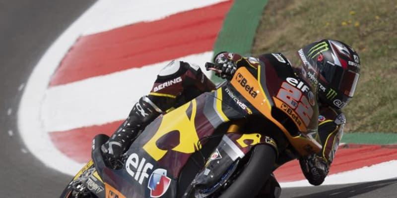 【順位結果】2021MotoGP第3戦ポルトガルGP Moto2予選総合