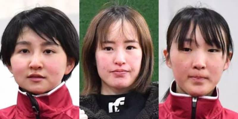 JRA史上初女性騎手ワンツースリー 1着・奈穂&2着・菜七子&3着・まなみ