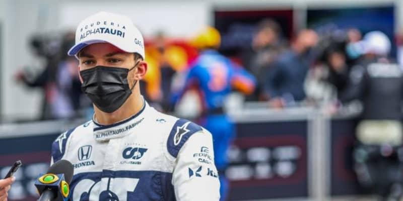 ガスリー予選5番手「トップグループでドラマが起きたらチャンスをつかみにいく」アルファタウリ・ホンダ/F1第2戦
