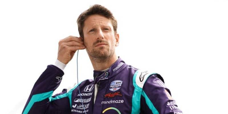 インディカー・デビューのグロージャン。Q3進出を逃すも予選7番手に「予想を上回る結果だ」