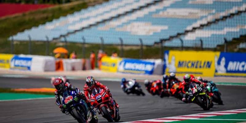 【順位結果】2021MotoGP第3戦ポルトガルGP MotoGP決勝
