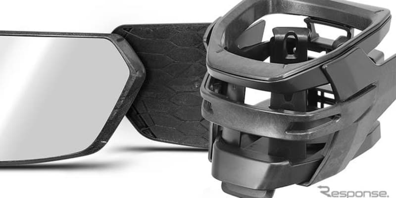 リアルカーボン繊維配合、大人スポーティな新カー用品登場…カーメイト