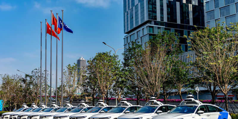 ホンダ中国とオートX、中国における自動運転技術開発を開始