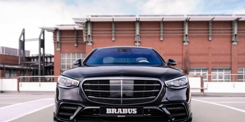ブラバス、メルセデスベンツ Sクラス 新型をカスタム…500馬力に強化