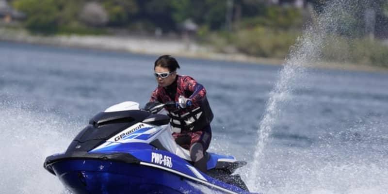 ヤマハにもあったスーパーチャージャー付き4気筒!「水上のモンスター」は病みつきの疾走感