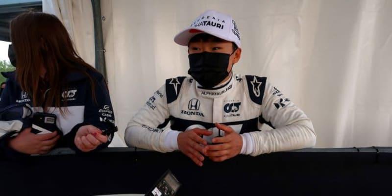 【角田裕毅F1第2戦密着】赤旗後のスピンで入賞逃す。走り出しは「無理せず慎重に、集中力を維持したい」と重要性を痛感