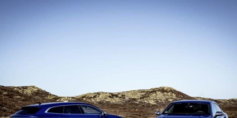 VW アルテオン に初の「R」、2.0ターボは320馬力…欧州発売