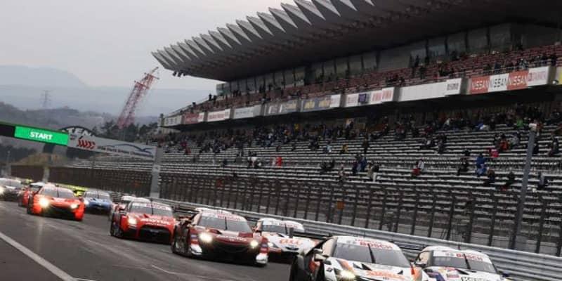 5月3~4日開催のスーパーGT第2戦富士のエントリーリストが発表。牧野任祐が第3ドライバーに名を連ねる