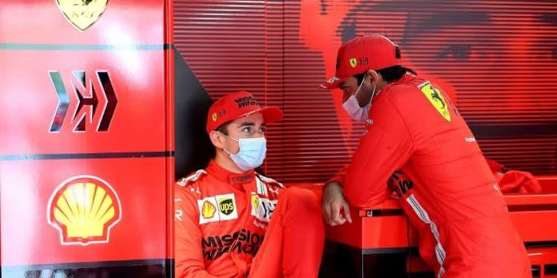 ルクレール4位「近いうちに表彰台争いができるようになると感じた」フェラーリ/F1第2戦決勝