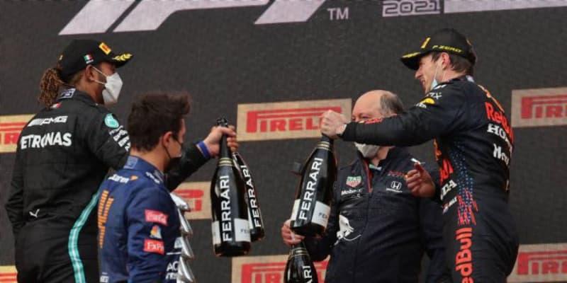 F1第2戦エミリア・ロマーニャGP決勝トップ10ドライバーコメント(2)