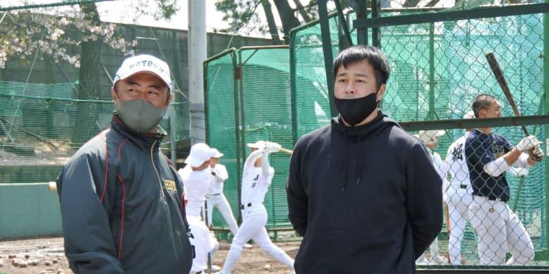 元阪神・葛城氏、報徳コーチ就任 指導者で目指す甲子園再臨「力を伸ばしてあげたい」