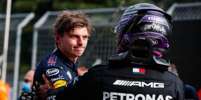 「マックスとルイスの戦いが続くのだと実感した」今季初優勝は、これまでと違う1勝に/ホンダF1山本MDインタビュー