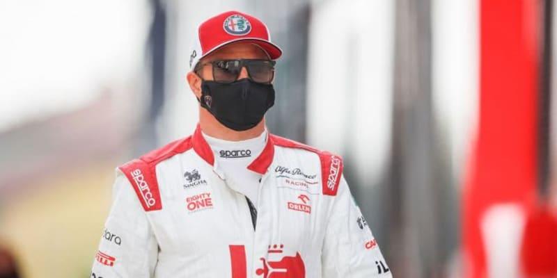 ライコネン「9位でレースを終えたが、ペナルティにより努力は報われなかった」:アルファロメオ F1第2戦決勝