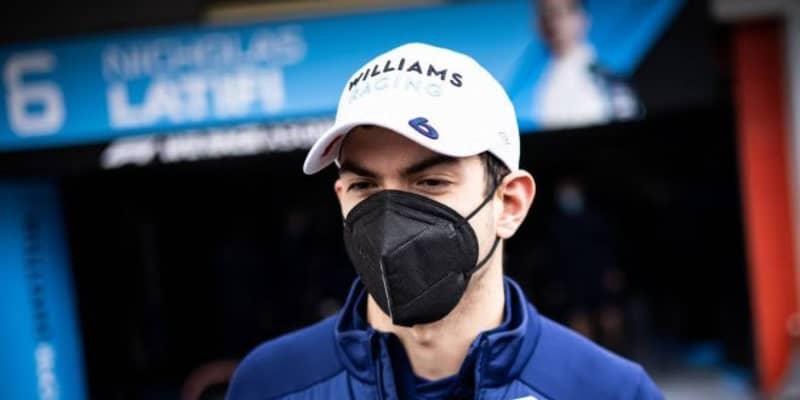 ラティフィ「クラッシュは僕のミスでマゼピンが見えていなかった。チームに申し訳ない」:ウイリアムズ F1第2戦決勝