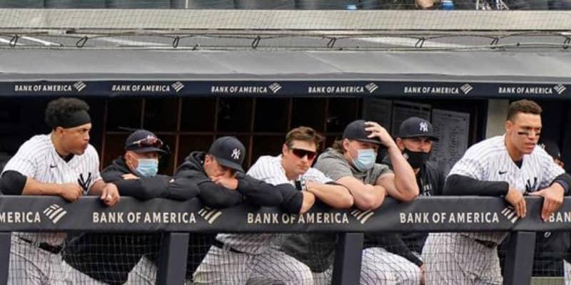 【MLB】ヤンキースGM、開幕5勝10敗発進に皮肉炸裂「今や相手が対戦を望むチーム」