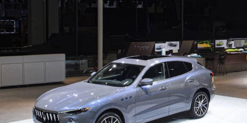マセラティのSUV、レヴァンテ にハイブリッド…上海モーターショー2021で発表