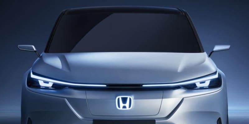 ホンダ 新型ヴェゼルに電気自動車モデルがあった! 上海モーターショーで発表されたクルマが完全にヴェゼルだった