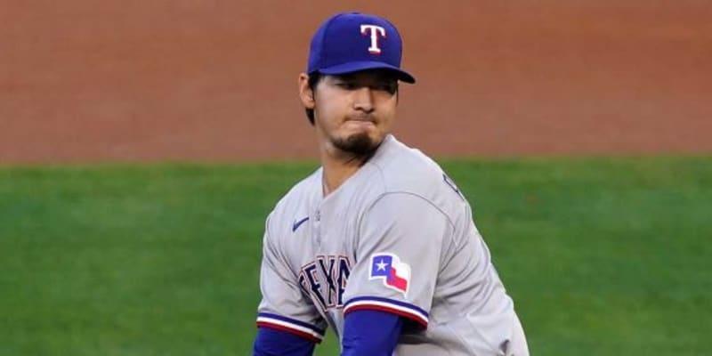 【MLB】有原航平が貫禄の2勝目 大谷を2打数無安打も大飛球にヒヤリ「スタンド行くなと…」