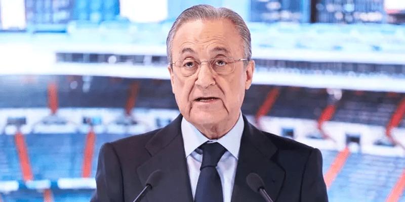 ペレス会長が公の場に登場! ESL開催を改めて主張「サッカーを救うため創設した」