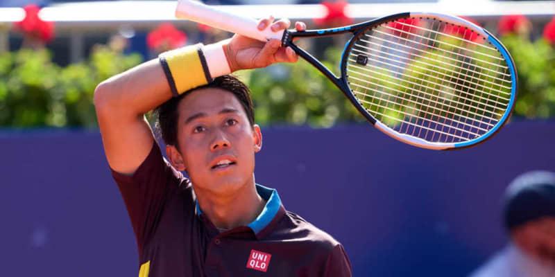 錦織 逆転勝利を「次に生かしたい」 ツォンガは初戦敗退[ATP500 バルセロナ]