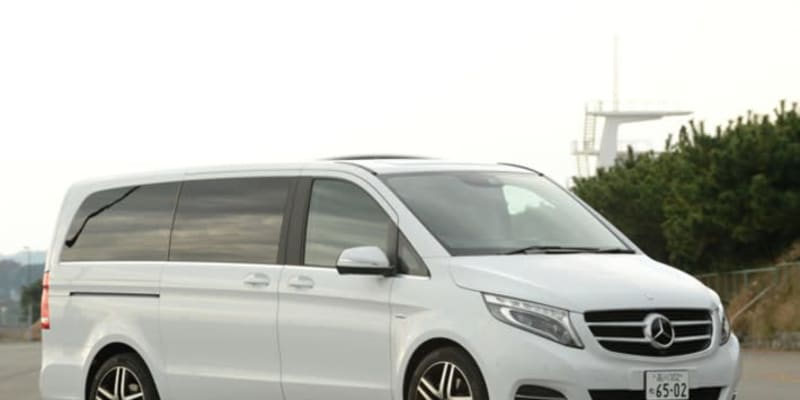 トヨタ アルファードの新車予算500万円で、3年落ち中古のベンツ Vクラスが買える! さあ、どっちを選ぶ!?[国産新車 vs 輸入中古車対決]