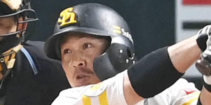 ソフトバンク・甲斐、大好き北九州で自身最多の1試合5打点「勝てた、それが一番」