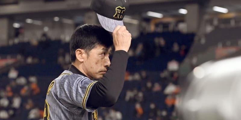 阪神・矢野監督、鬼門での大勝に「うちの野球できた」 中継ぎ陣評価「頼もしい」