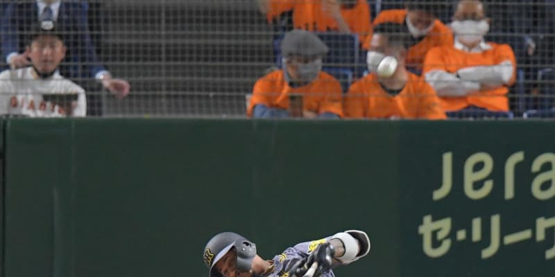 阪神・井上ヘッド、一発攻勢に満足顔 本塁打激増は佐藤輝効果も?