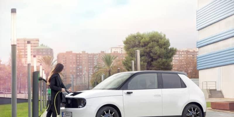 ホンダの小型EV『ホンダe』、2021ワールドアーバンカーオブザイヤー受賞