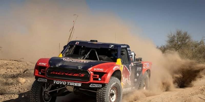 トーヨータイヤ「オープンカントリー」装着車両、過酷なメキシコのオフロードレースで総合優勝