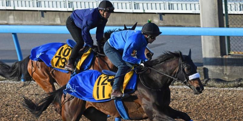 【福島牝馬S】ドナアトラエンテさらに良化 川田との初コンビで真価発揮へ