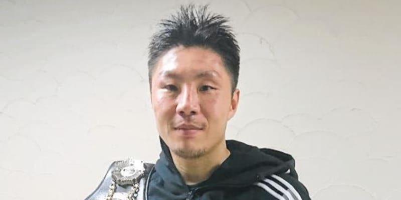 日本Sウエルター級王者・松永宏信V3防衛 3-0判定、海外進出へ意欲見せる