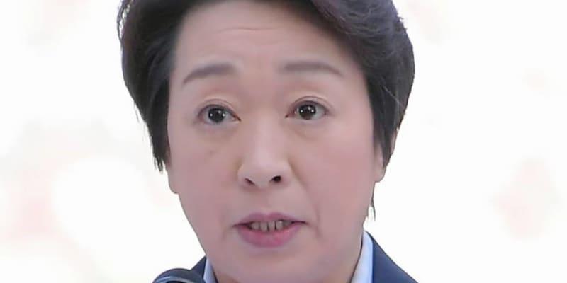 五輪テスト大会、緊急事態宣言下でも開催の意向 橋本会長「万全の対策で」