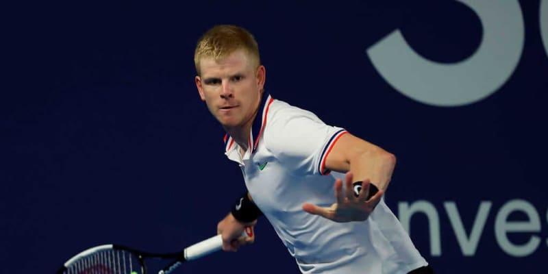 元イギリスNo.1のテニス選手が膝の手術で数ヶ月間離脱