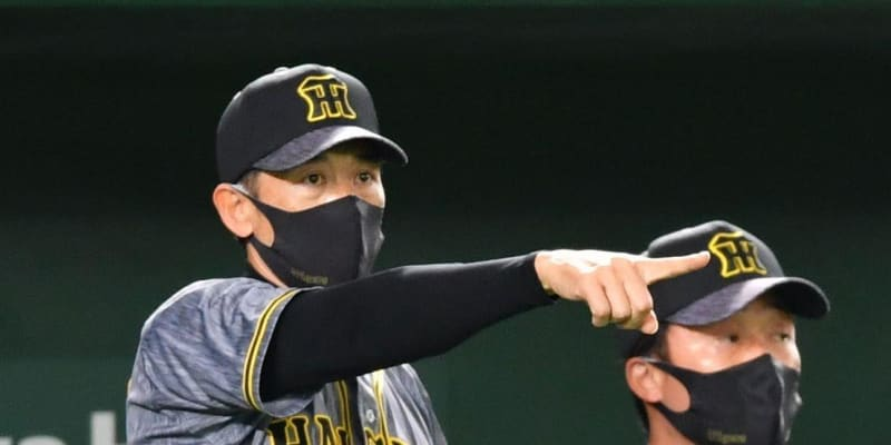 阪神・矢野監督 悔やむ三回好機の無得点も「やることをやった上での負け」