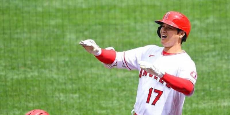 【MLB】大谷翔平、日米通算100号に「どちらも最初の1本は思い出」 出場671試合で到達