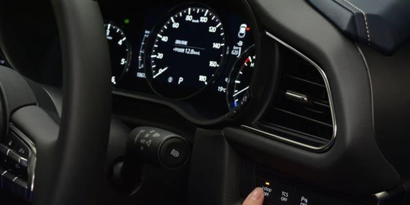 「いちいちボタン押したくない」CX-30MX-30マツダ3用アイドリングストップキャンセラー発売