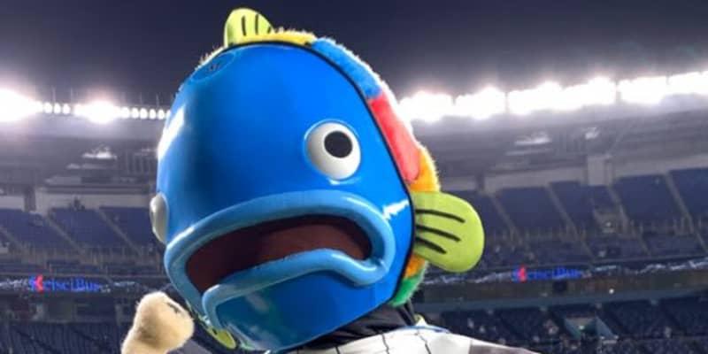 ロッテ謎の魚、26日に異例のラジオ出演へ「思いの丈をすべて…グフフフ」